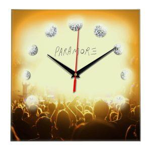 Paramore настенные часы 12