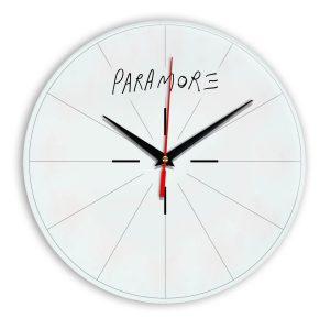 Paramore настенные часы 15