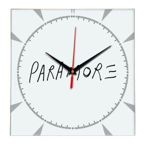 Paramore настенные часы 2