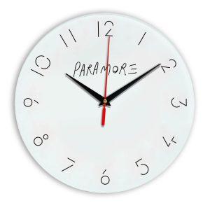 Paramore настенные часы 5