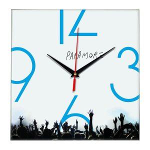 Paramore настенные часы 8