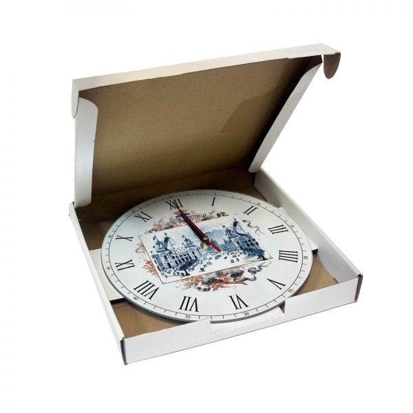 Часы настенные «Прекрасный Париж»