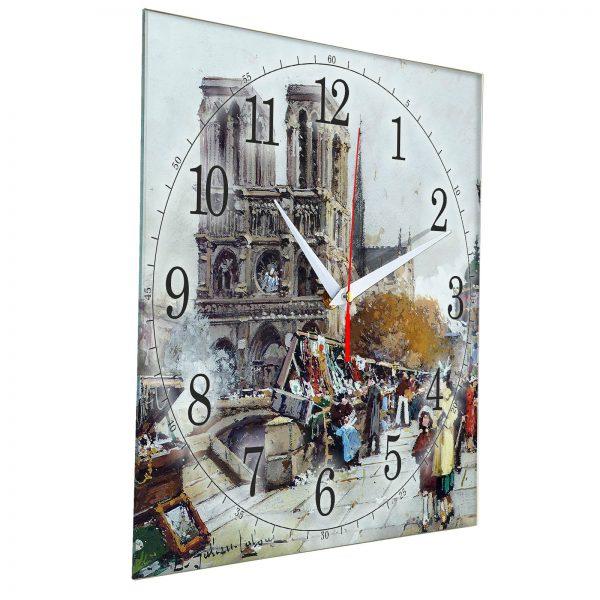 Часы настенные «Исторический Париж»