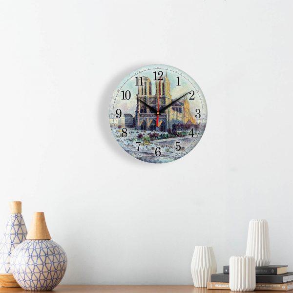 Часы настенные » Ретро Париж»