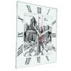 Часы настенные Париж 08