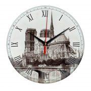 """Часы настенные """"Мост Парижа"""""""