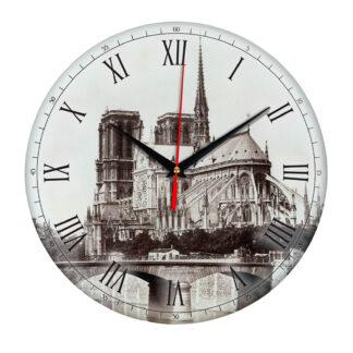 Часы настенные «Мост Парижа»