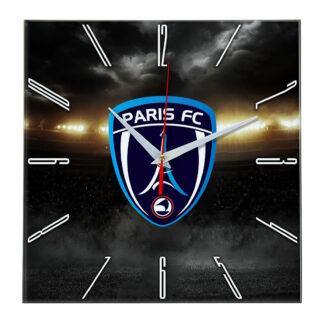 Настенные часы «В лучах славы Paris fc»