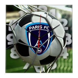 Настенные часы «С логотипом Paris fc»