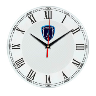 Настенные часы «с символикой Paris fc»