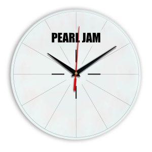 Pearl jam настенные часы 15