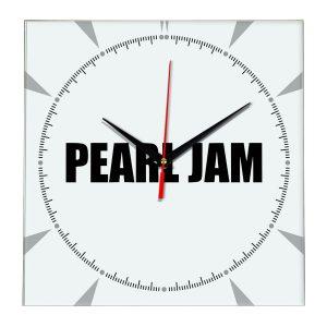 Pearl jam настенные часы 2