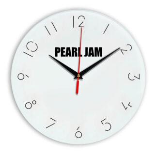 Pearl jam настенные часы 5