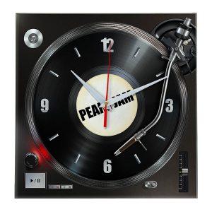 Pearl jam настенные часы 7
