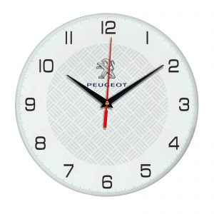 Сувенир – часы Peugeot 04