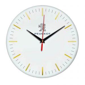 Сувенир – часы Peugeot 13