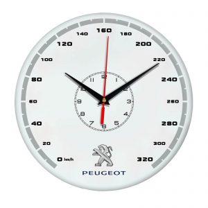 Сувенир – часы Peugeot 14