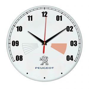 Сувенир – часы Peugeot 17