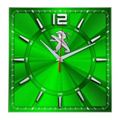 Сувенир – часы Peugeot 5 01