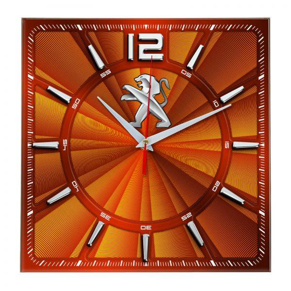 Сувенир – часы Peugeot 5 02