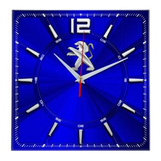 Сувенирные часы Peugeot 5 03