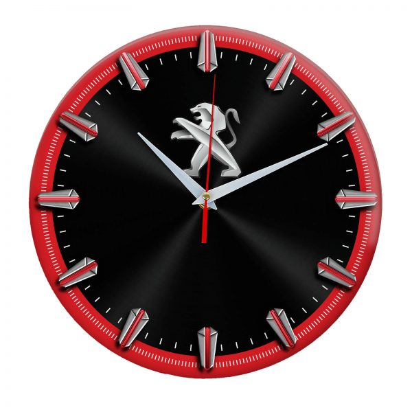 Сувенир – часы Peugeot 5 06