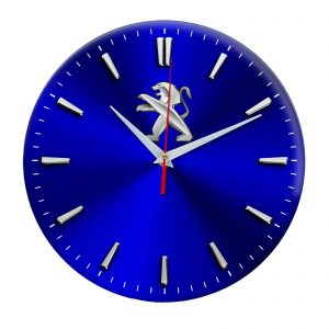 Сувенир – часы Peugeot 5 08