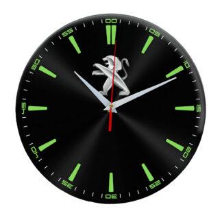 Сувенир – часы Peugeot 5 10