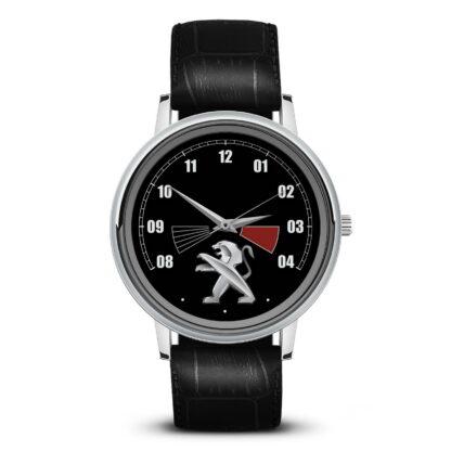 спидометр Peugeot 5 наручные часы с символикой