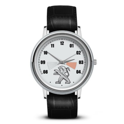 Peugeot 5 часы наручные с эмблемой