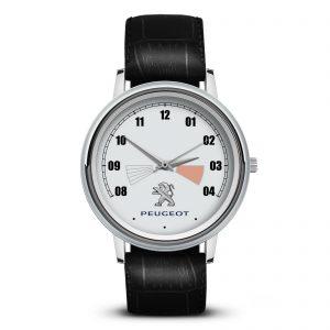 Peugeot часы наручные с эмблемой