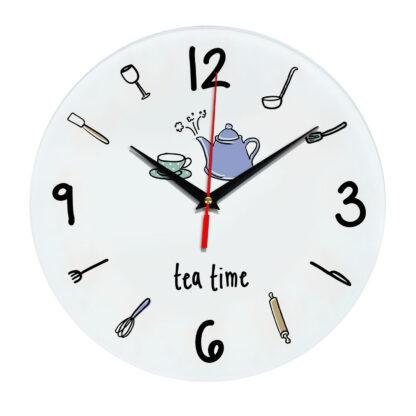 Настенные часы Tea Time