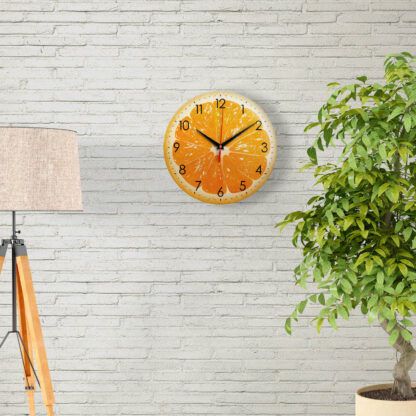 Начтенные часы Orang или просто Апельсин