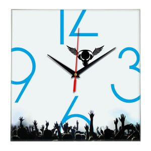 Piratskaya stanciya настенные часы 8