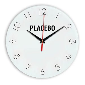 Placebo настенные часы 5