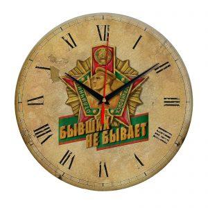 Сувенир – часы pogranichnye vojska 004