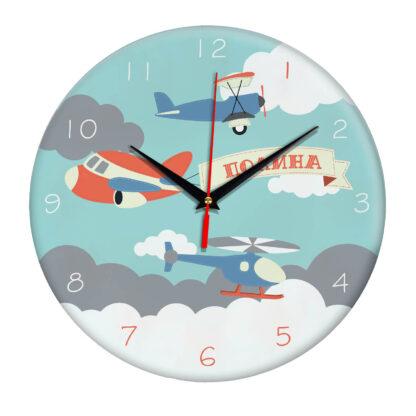 Часы именные с надписью «Полина»