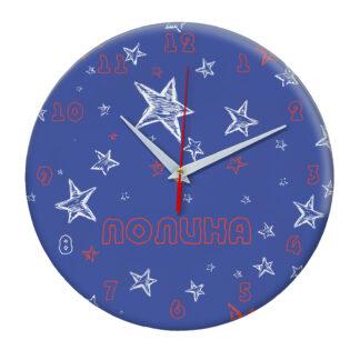 Часы подарок для Полины