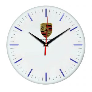 Сувенир – часы Porsche 11