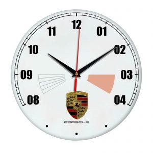 Сувенир – часы Porsche 17