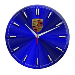 Сувенир – часы Porsche 5 12