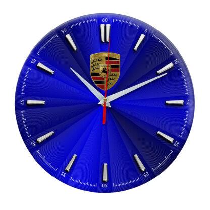 часы с автомобилем Porsche 5 12