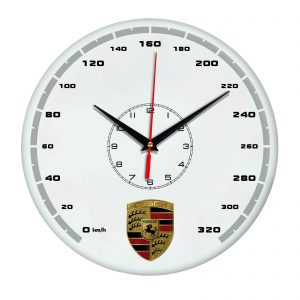 Сувенир – часы Porsche 5 14