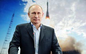 Постер «Путин. Высокий полет.»