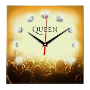 Queen 2 настенные часы 12