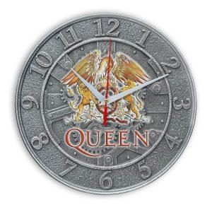 Queen band настенные часы 1