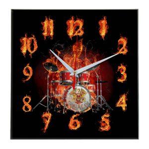 Queen band настенные часы 10