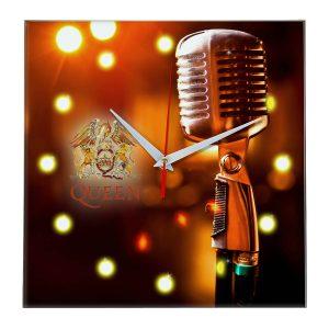 Queen band настенные часы 11