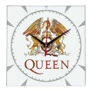 Queen band настенные часы 2