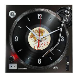 Queen band настенные часы 7
